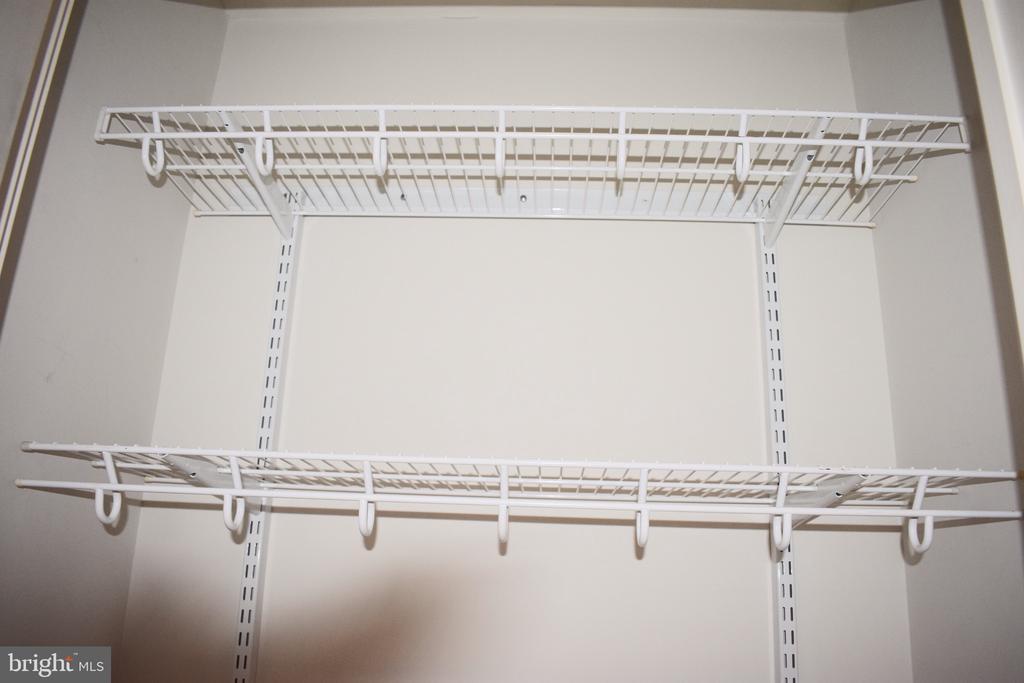 Coat closet - 4301 MILITARY RD NW #315, WASHINGTON