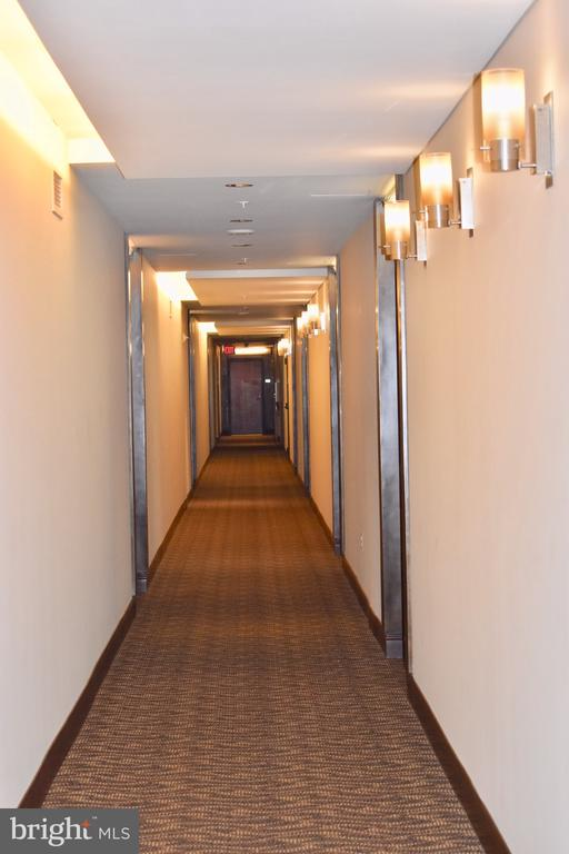 Hallway 3rd floor - 4301 MILITARY RD NW #315, WASHINGTON