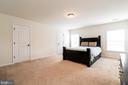 MASTER BEDROOM - 47 ORCHID LN, STAFFORD