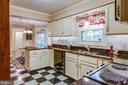 Kitchen with Granite Counter tops - 105 SAWICK CT, SPOTSYLVANIA