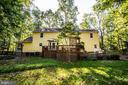 Rear Home Exterior - 105 SAWICK CT, SPOTSYLVANIA