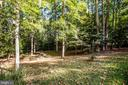 Rear Yard - 105 SAWICK CT, SPOTSYLVANIA