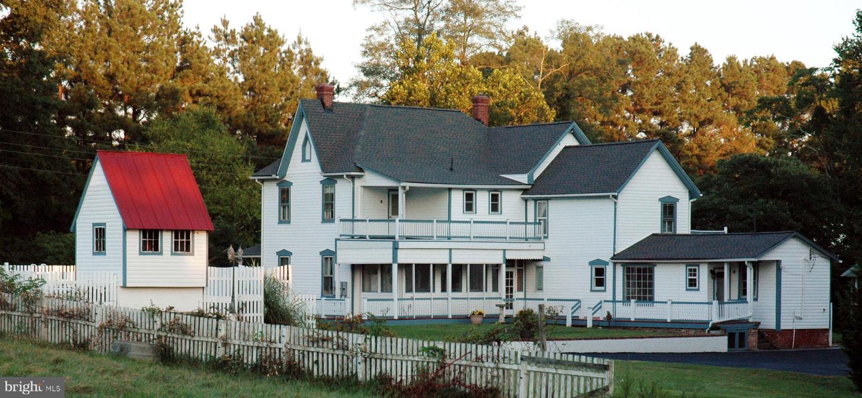 Single Family Homes för Försäljning vid Charlotte Hall, Maryland 20622 Förenta staterna