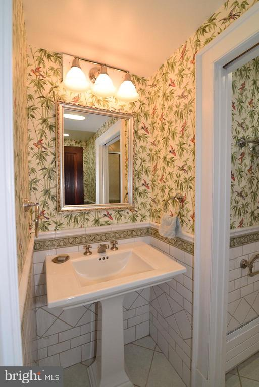 Main Level Full Bathroom - 100 E COLONIAL HWY, HAMILTON