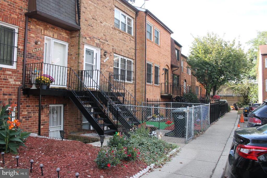 Exterior Street View - 4635 6TH ST SE, WASHINGTON