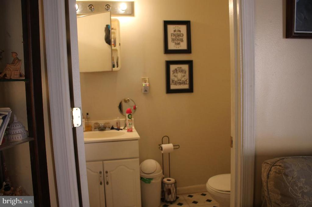 Half Bath - 4635 6TH ST SE, WASHINGTON