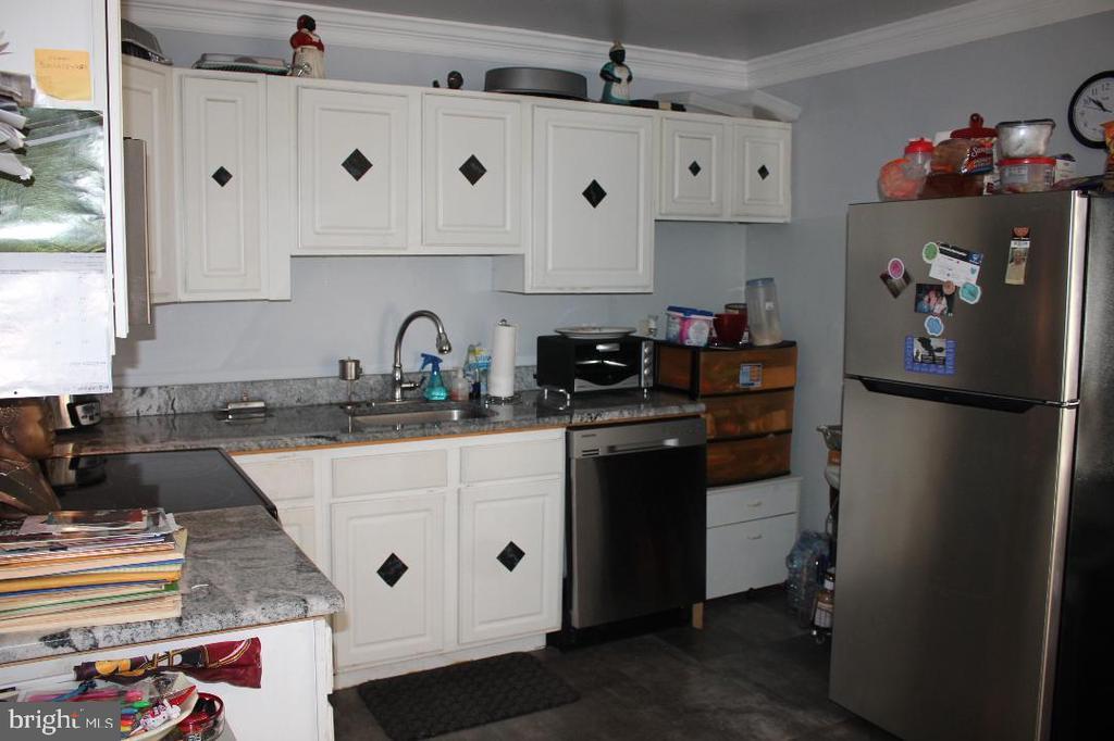 Kitchen - 4635 6TH ST SE, WASHINGTON