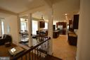 Entering the kitchen/informal dining area. - 38 PRESIDENTIAL LN, STAFFORD