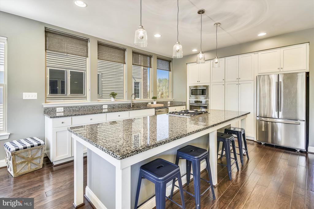 What a Kitchen!! - 42298 PEREGRINE TER, BRAMBLETON