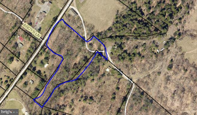 Land for Sale at Orbisonia, Pennsylvania 17243 United States