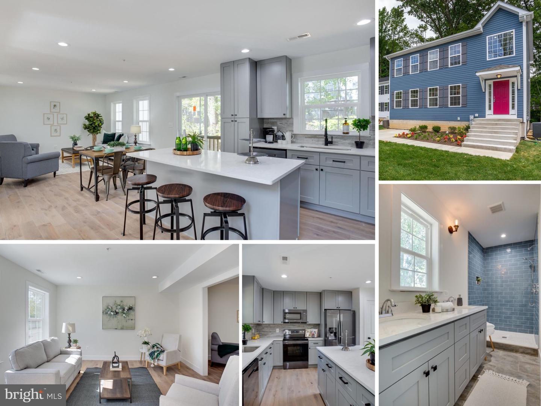 Single Family Homes のために 売買 アット North Beach, メリーランド 20714 アメリカ
