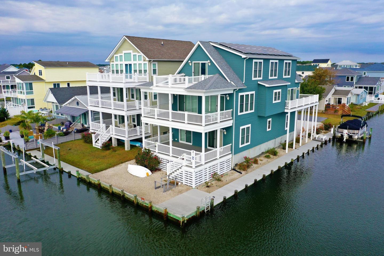 Single Family Homes per Vendita alle ore Selbyville, Delaware 19975 Stati Uniti