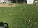 Rear Yard - 701 MAIN ST, PORT ROYAL