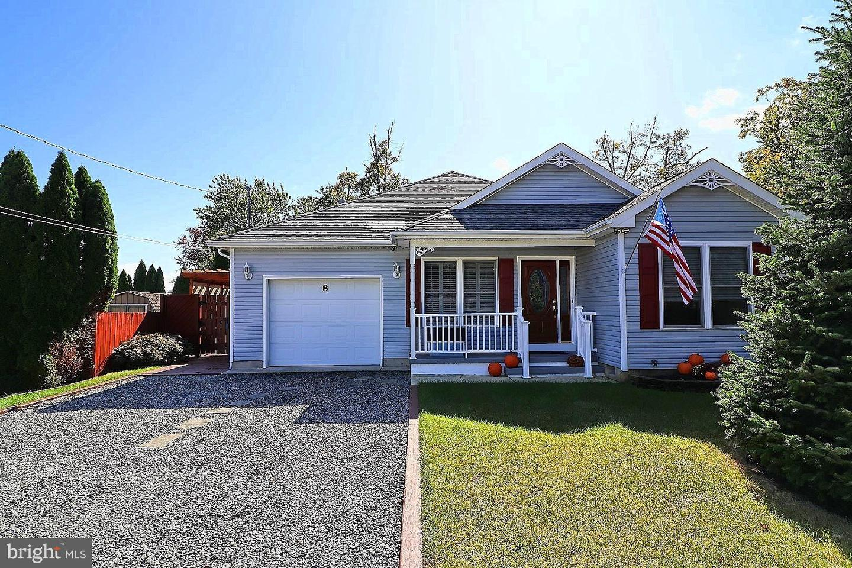 Single Family Homes per Vendita alle ore Waretown, New Jersey 08758 Stati Uniti
