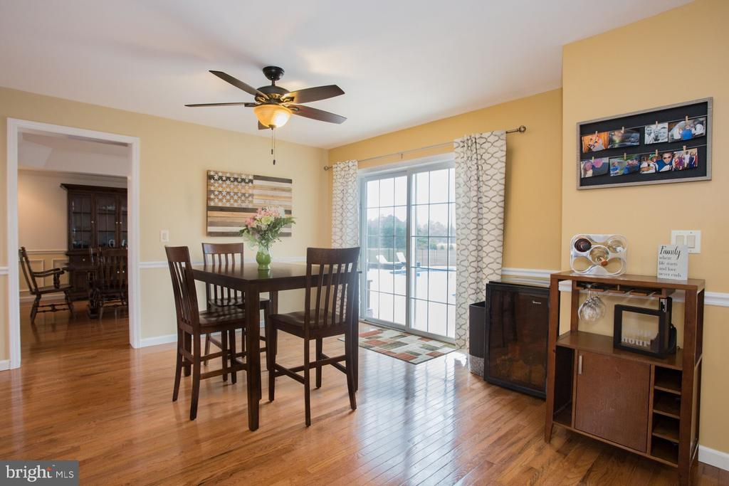 Eat-In Kitchen - 201 MANOR DR, MIDDLETOWN