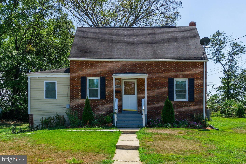 Single Family Homes 용 매매 에 Bladensburg, 메릴랜드 20710 미국