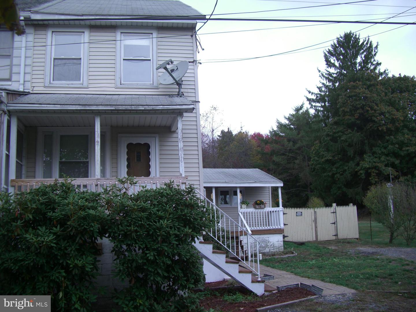 Single Family Homes for Sale at Mahanoy City, Pennsylvania 17948 United States