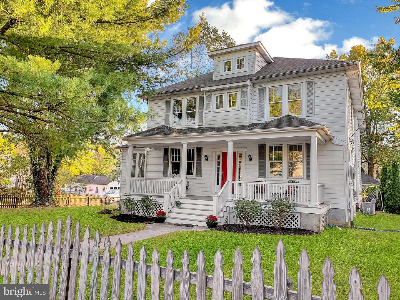 Single Family Homes 为 销售 在 Catonsville, 马里兰州 21228 美国