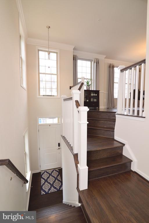 Foyer - 25017 CAMBRIDGE HILL TER, CHANTILLY