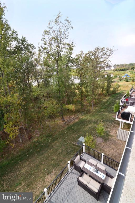 Views from Rooftop Deck - 25017 CAMBRIDGE HILL TER, CHANTILLY