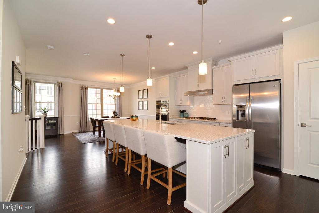 Stainless Steel Appliances! - 25017 CAMBRIDGE HILL TER, CHANTILLY