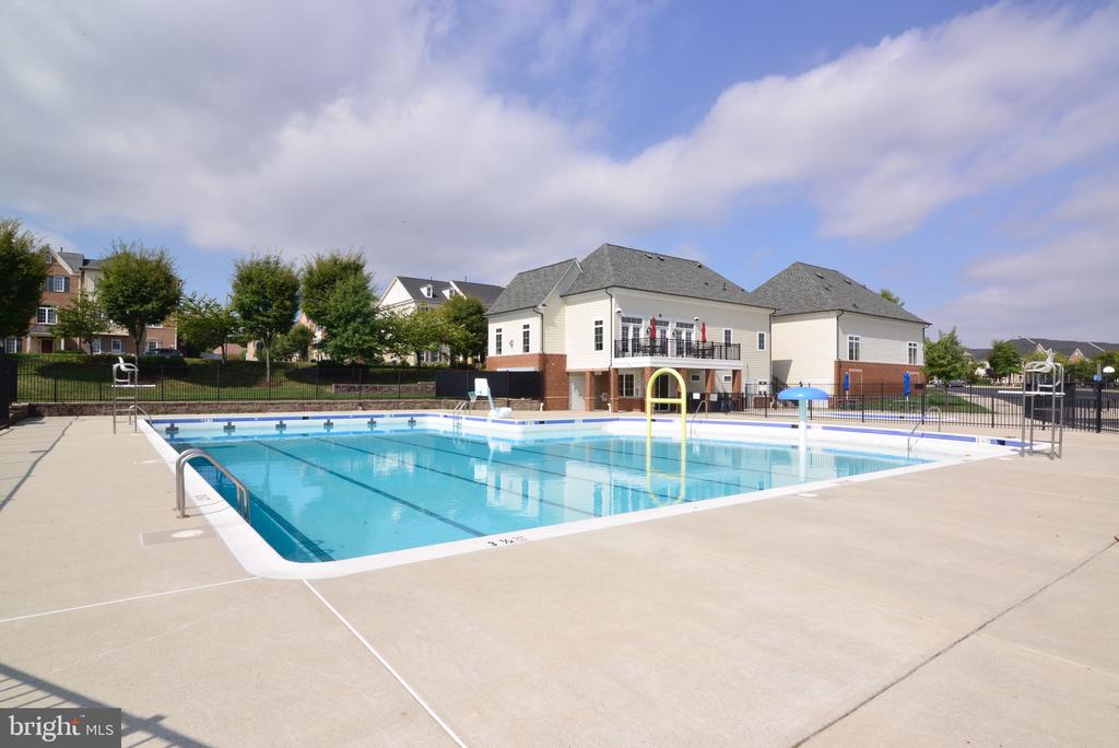 Avonlea Reserve Community Pool - 25017 CAMBRIDGE HILL TER, CHANTILLY