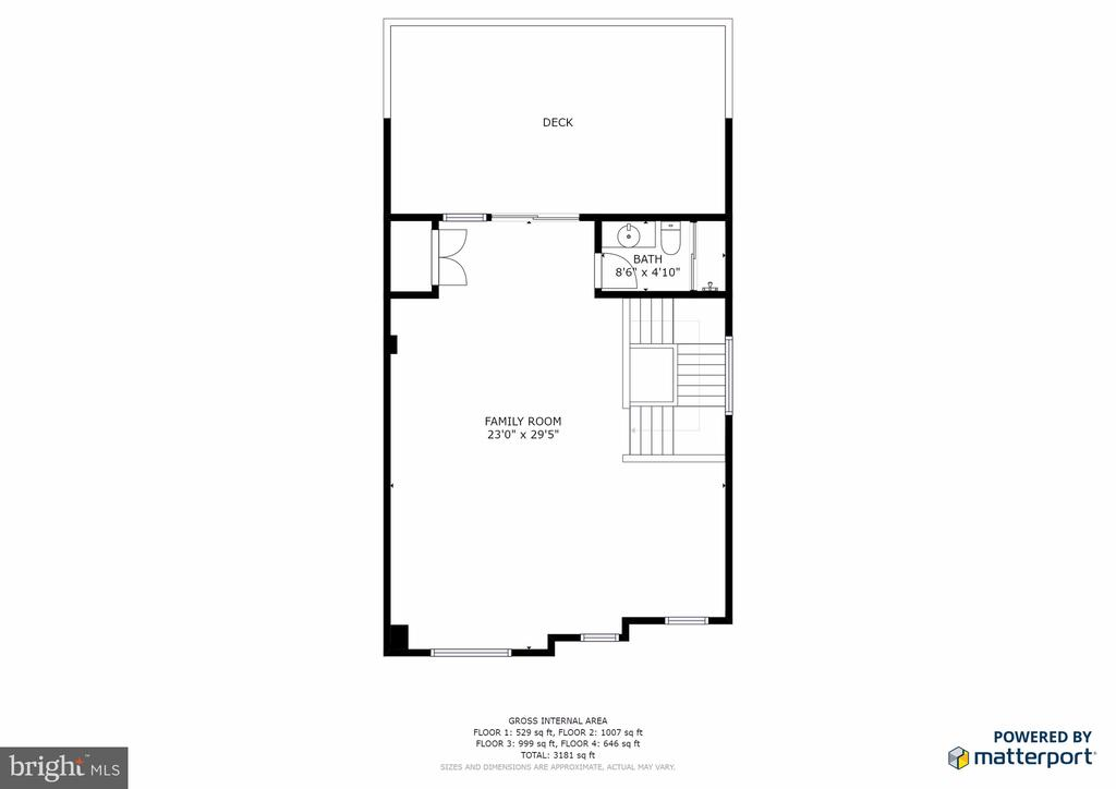 Fourth Floor - 25017 CAMBRIDGE HILL TER, CHANTILLY