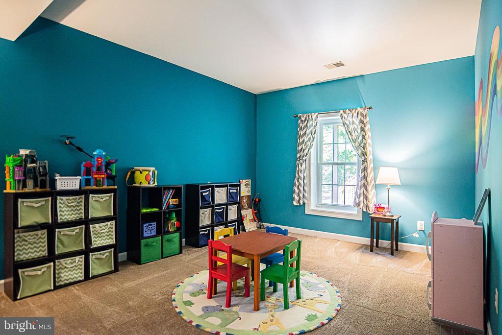 Bonus Room/5th Bedroom - 18555 DETTINGTON CT, LEESBURG