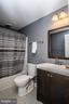 Lower Level Full Bath - 18555 DETTINGTON CT, LEESBURG