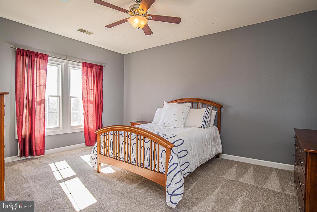 Upper Level Bedroom 2 - 18555 DETTINGTON CT, LEESBURG