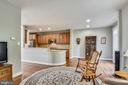 LONG COUNTER FOR COOKING! - 124 QUIETWALK LN, HERNDON
