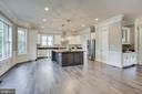 Love your new kitchen! - 4112 DOVEVILLE LN, FAIRFAX