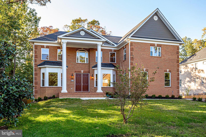 Single Family Homes のために 売買 アット Fairfax, バージニア 22032 アメリカ