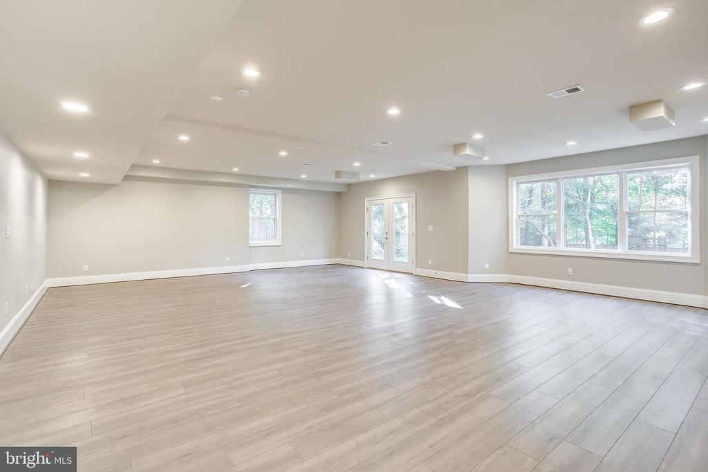 Basement feels like a main floor! - 4112 DOVEVILLE LN, FAIRFAX
