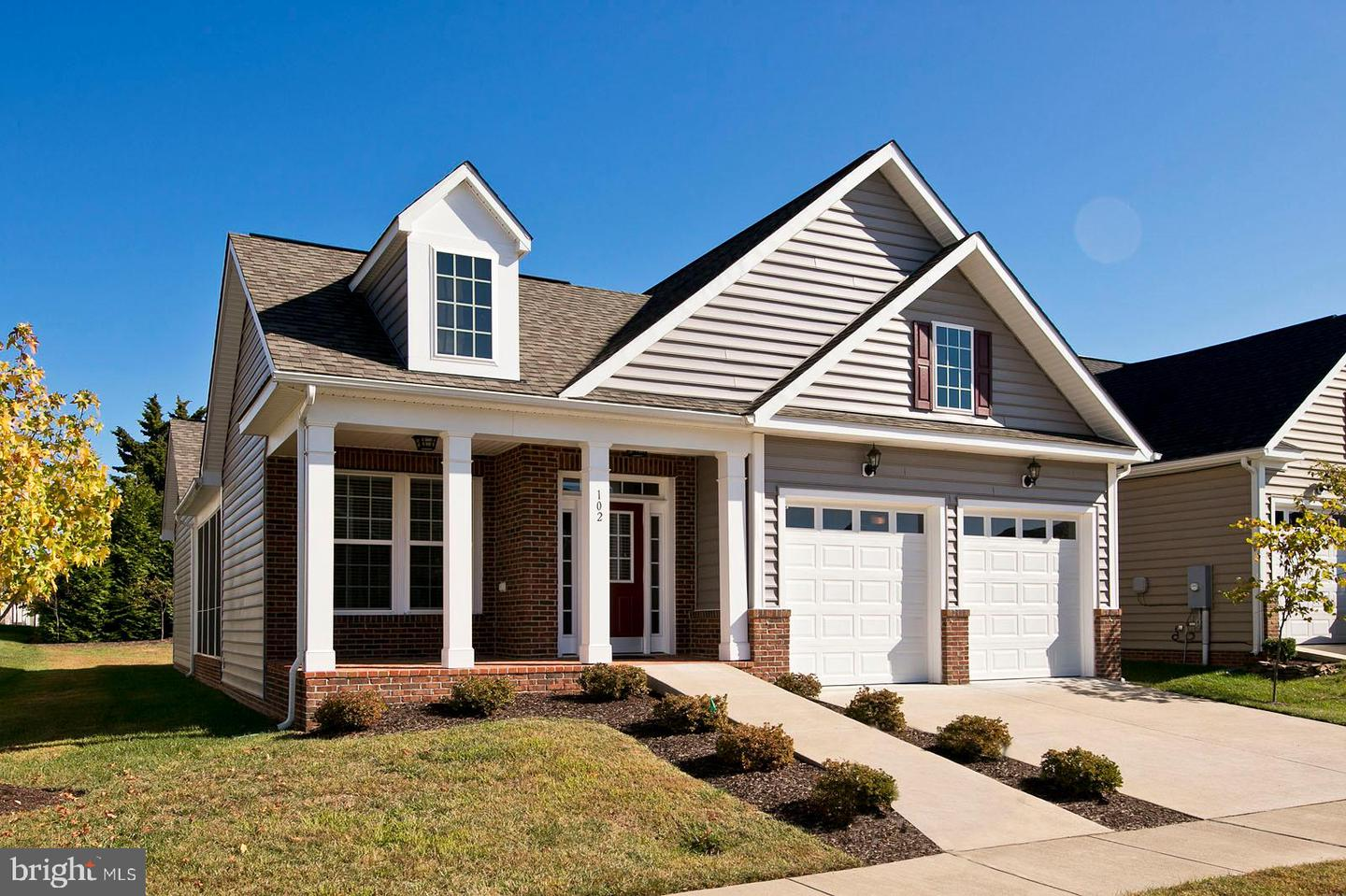 Single Family Homes for Sale at White Post, Virginia 22663 United States