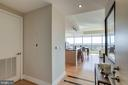 Step in and experience the DC skyline - 2001 15TH ST N #1506, ARLINGTON
