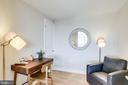 Large den/study with views too! - 2001 15TH ST N #1506, ARLINGTON