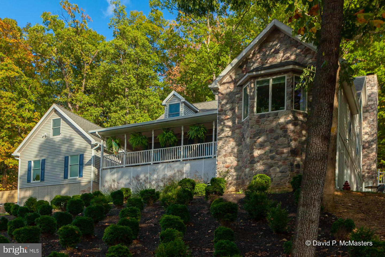 Single Family Homes para Venda às Gerrardstown, West Virginia 25420 Estados Unidos