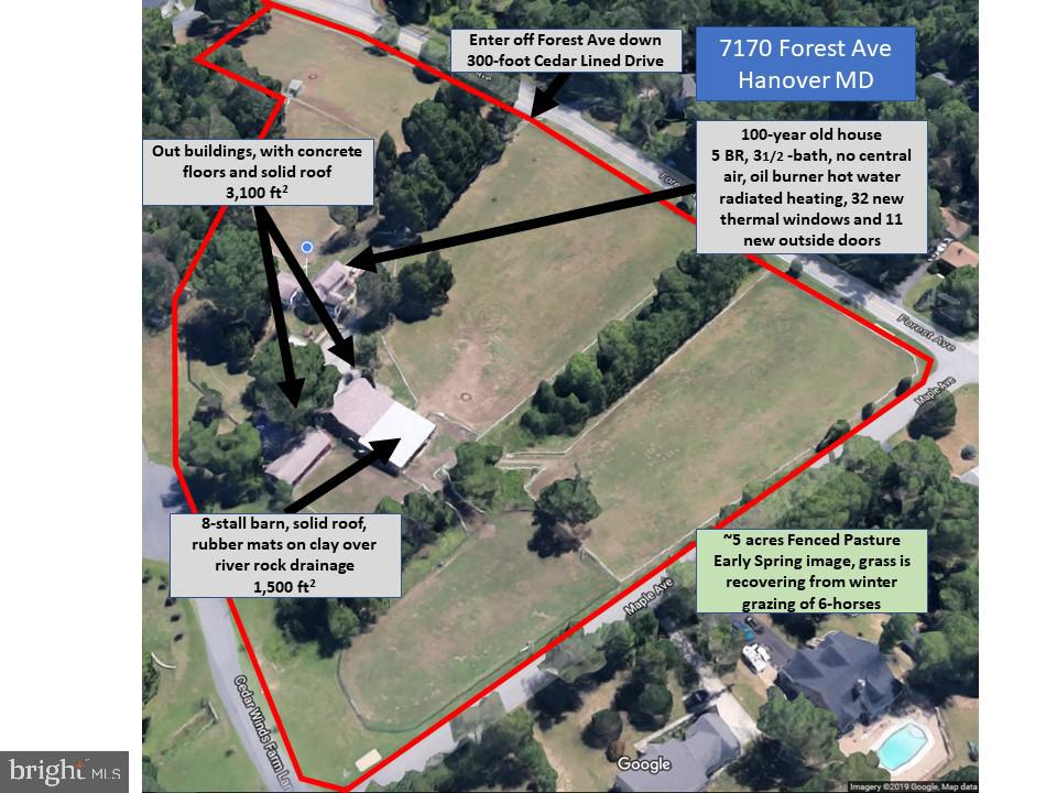 土地,用地 为 销售 在 Hanover, 马里兰州 21076 美国