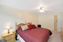 Master Bedroom - 16 BRENTWOOD LN, FREDERICKSBURG