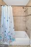 Full Bath Upstairs - 16 BRENTWOOD LN, FREDERICKSBURG