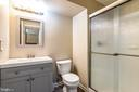 Full Bathroom in Basment - 317 BAISH DR SE, LEESBURG