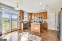 Spacious Kitchen - 317 BAISH DR SE, LEESBURG