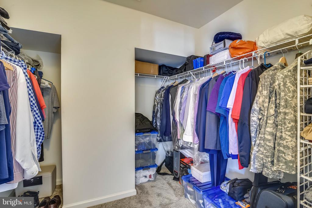 Spacious Walk-In Closet - 317 BAISH DR SE, LEESBURG
