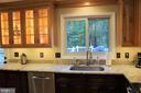 Custom cabinets with lighting - 7255 RIDGEWAY DR, MANASSAS