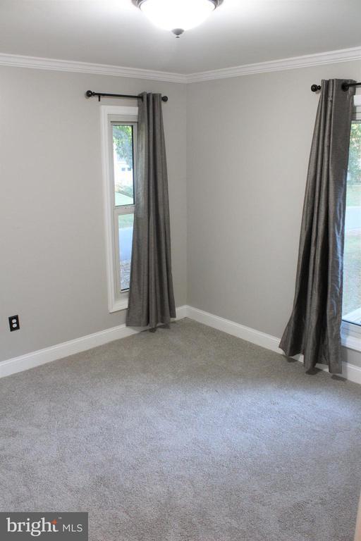 Second bedroom - 7255 RIDGEWAY DR, MANASSAS