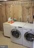 laundry room with space for freezer & more - 7255 RIDGEWAY DR, MANASSAS