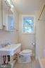Main floor bathroom - 6612 BALTIMORE AVE, UNIVERSITY PARK