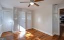 Main floor bedroom - 6612 BALTIMORE AVE, UNIVERSITY PARK