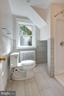 Upper level bathroom 2 - 6612 BALTIMORE AVE, UNIVERSITY PARK